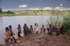Poverty-Environment witnesses Rwanda