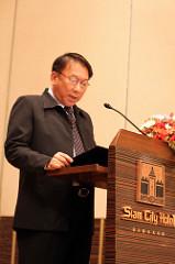 PEI Thailand inception workshop